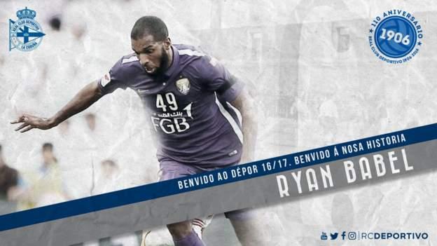 Ryan: benvido ao #DÉPOR1617, benvido #ánosahistoria