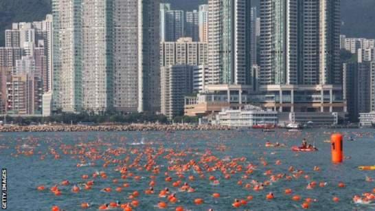 Hong Kong Harbour Race