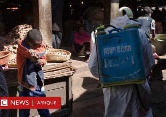 La peste causa 2 muertes más en Madagascar