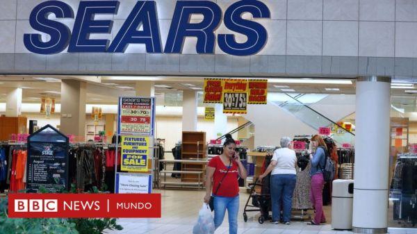 Sears en bancarrota: la icónica cadena de tiendas que fue ...