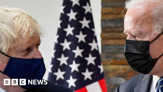 UK-US special relationship: A short history #world #BBC_News