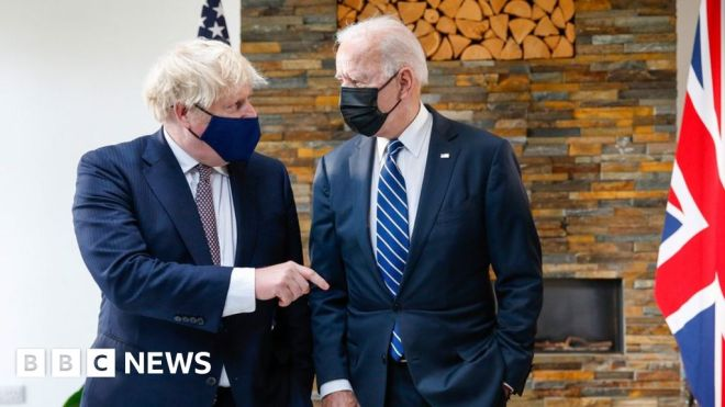G7: UK and US have an 'indestructible relationship', PM says #world #BBC_News
