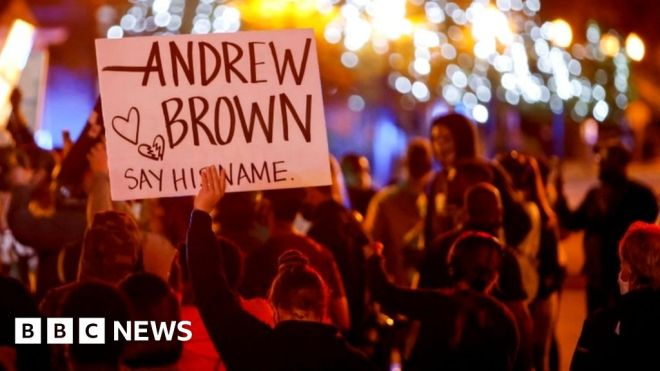 Andrew Brown: No charges for police who shot black motorist #world #BBC_News