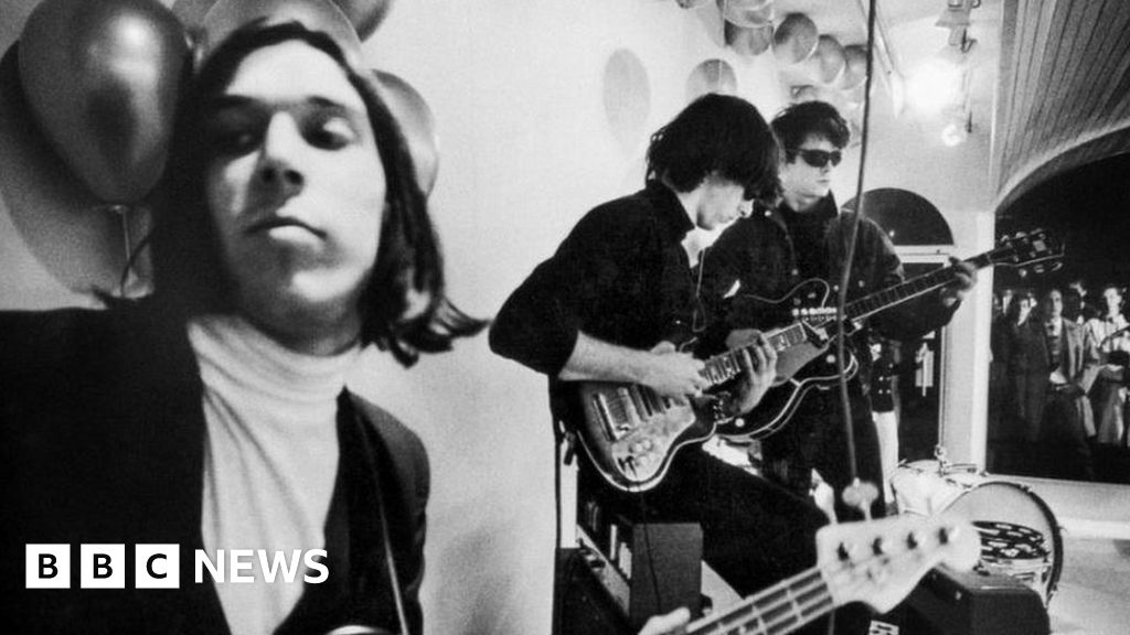, The Velvet Underground: The band that made an art of being obscure, The Evepost BBC News