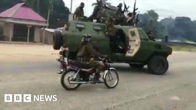 Mozambique: Dozens dead after militant assault on Palma #world #BBC_News
