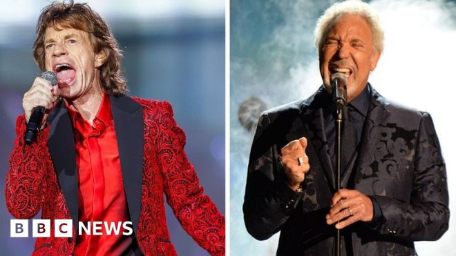 The Rolling Stones and Tom Jones call for streaming reforms #world #BBC_News