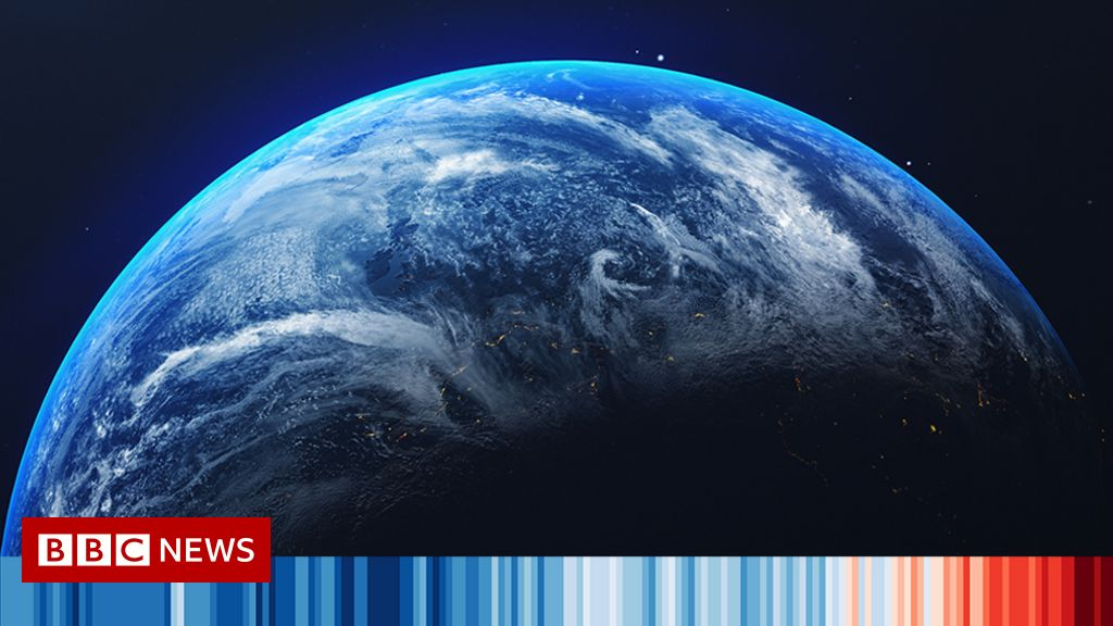 , What is climate change? A really simple guide, The Evepost BBC News