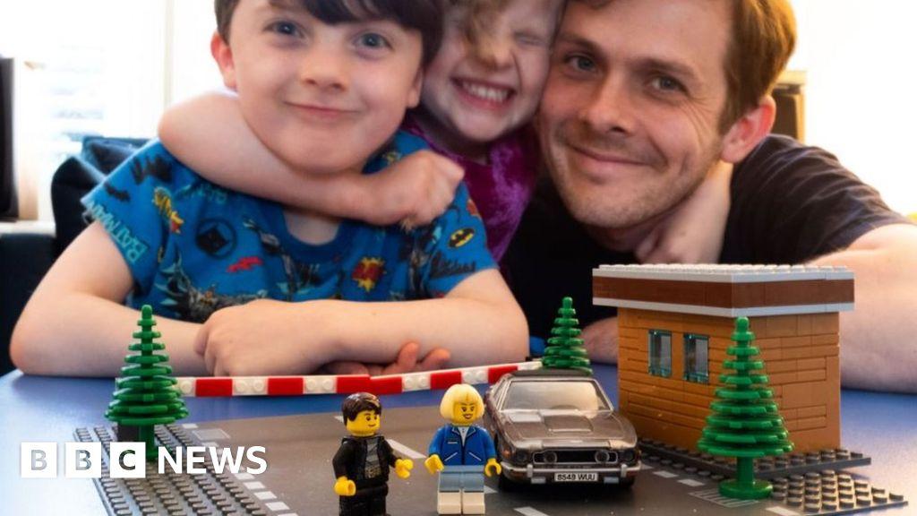Lockdown Lego: The enthusiasts building mini masterpieces thumbnail