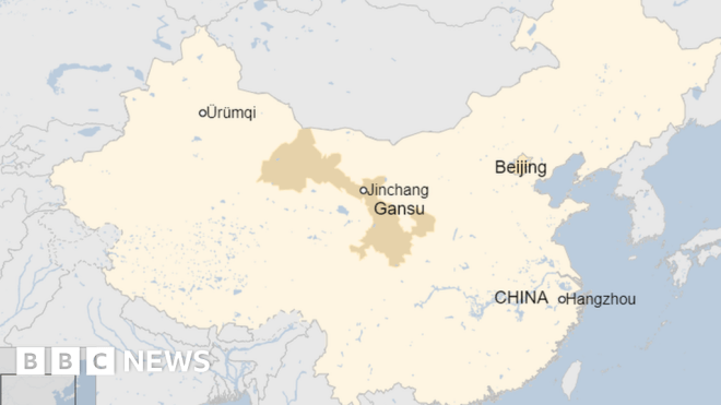 China: Nine dead after train crashes into railway workers #world #BBC_News