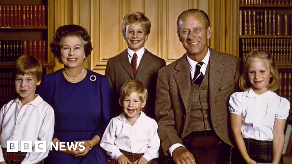 , Prince Philip: Grandchildren recall a favourite royal prank, The Evepost BBC News