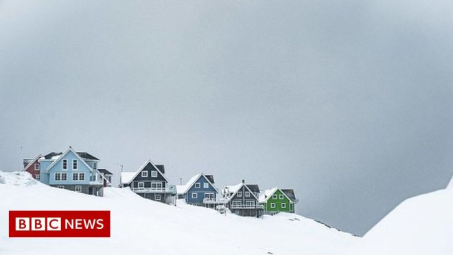 Greenland election: Melting ice and mining project on the agenda #world #BBC_News