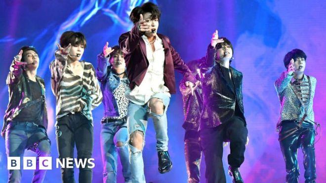 BTS label Big Hit and Universal seek next boy band #world #BBC_News