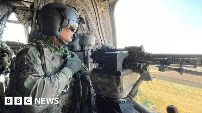 Iraqis suffer as US-Iran shadow war shifts gear #world #BBC_News