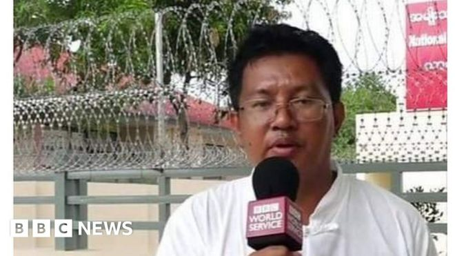 Myanmar coup: Detained BBC journalist Aung Thura released #world #BBC_News