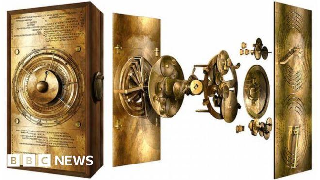 Scientists unlock mysteries of world's oldest 'computer' #world #BBC_News