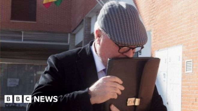 Villarejo: The rise and fall of the Spanish state's secret fixer #world #BBC_News
