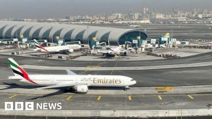 No alternative to vaccine passports, says Dubai airport boss #world #BBC_News