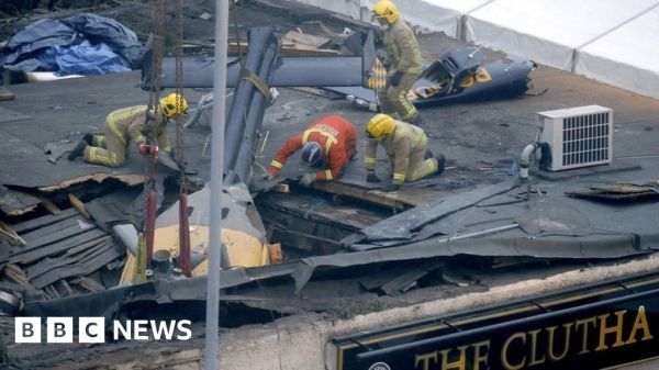 A simulation of fatal Clutha flight to be shown at FAI ...