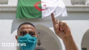 Algeria election: Voting under way in parliamentary poll #world #BBC_News