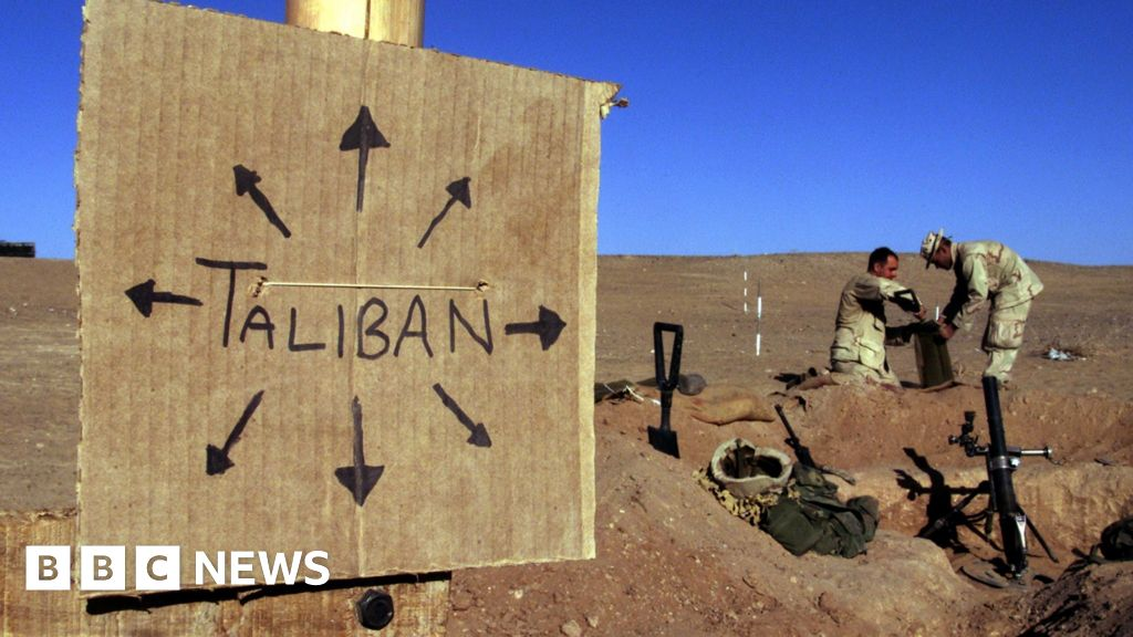 Afghanistan War: How can the West fight terrorism after leaving?