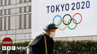 Tokyo Olympics: Why people are afraid to show support for the Games #world #BBC_News