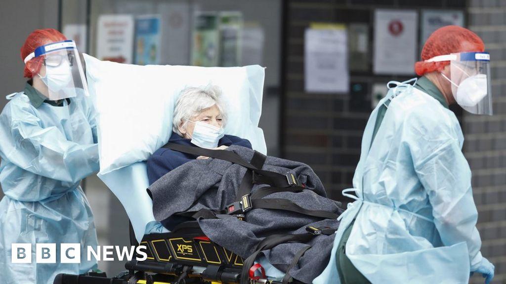 Coronavirus: Australia's Victoria records huge case jump