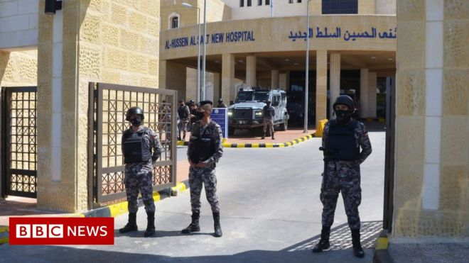 Covid: Jordan's health minister quits over hospital oxygen deaths #world #BBC_News