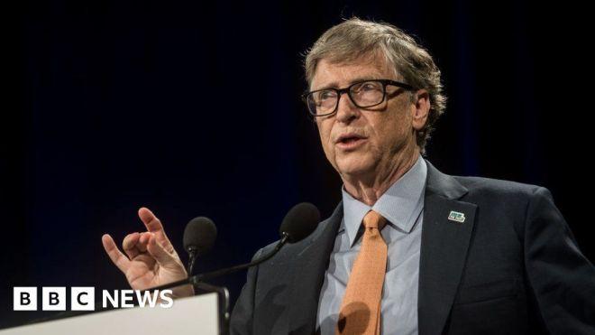 Bill Gates left Microsoft amid affair investigation #world #BBC_News
