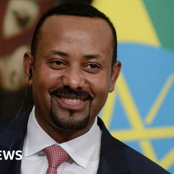 Ethiopia PM Abiy Ahmed to host a fundraising dinner - BBC News