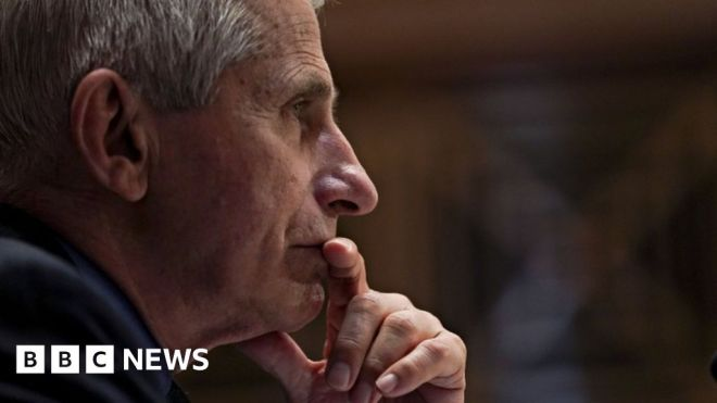 White House defends Dr Fauci over lab leak emails #world #BBC_News