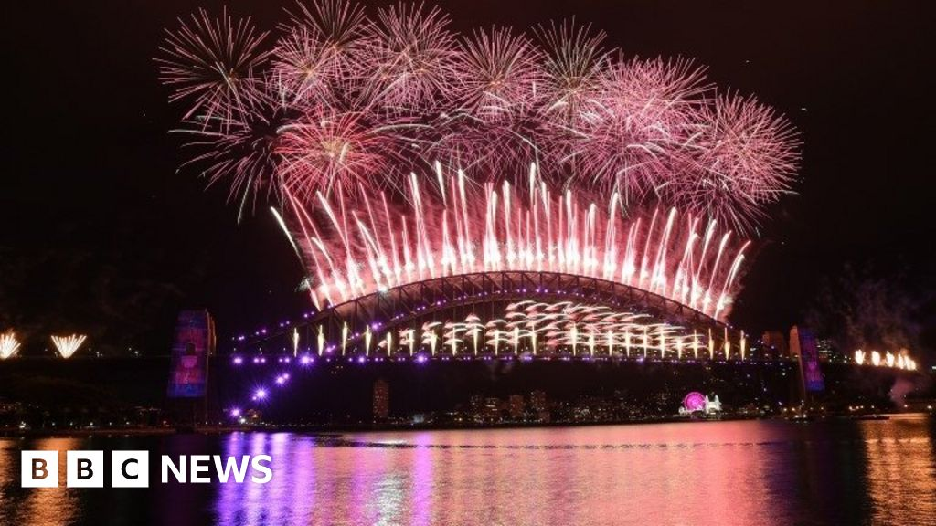 Covid pandemic dampens New Year celebrations around the world