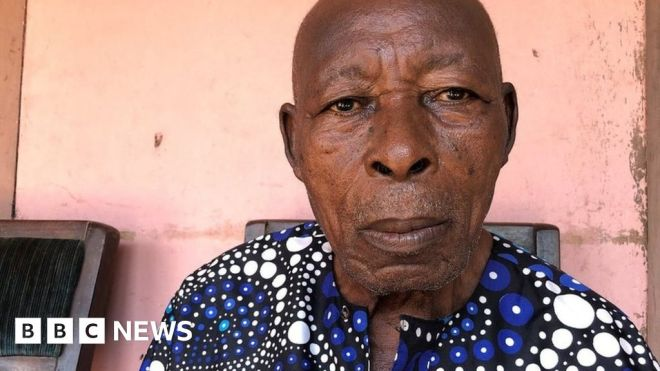 Nigeria's police: The lingering effects of a colonial massacre #world #BBC_News
