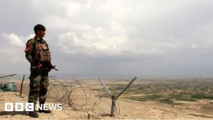 Taliban capture Afghan district ahead of Eid ceasefire #world #BBC_News