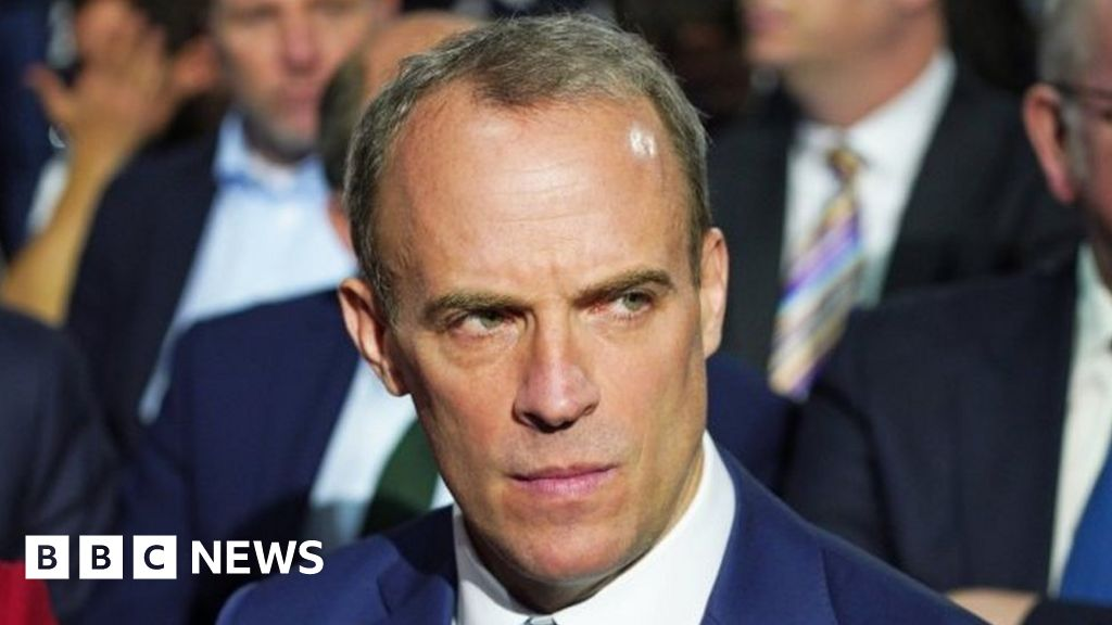 , Justice Secretary Dominic Raab can't say when court backlog will be cleared, The Evepost BBC News