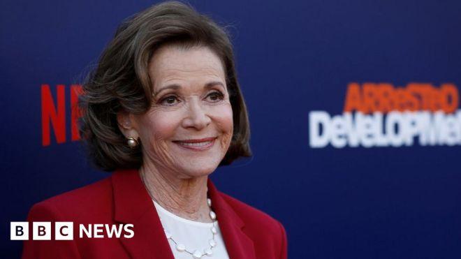 Jessica Walter: Arrested Development star dies aged 80 #world #BBC_News