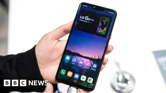 LG scraps its smartphone business as losses mount #world #BBC_News