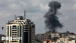 Israel-Gaza: Fears of war as violence escalates #world #BBC_News