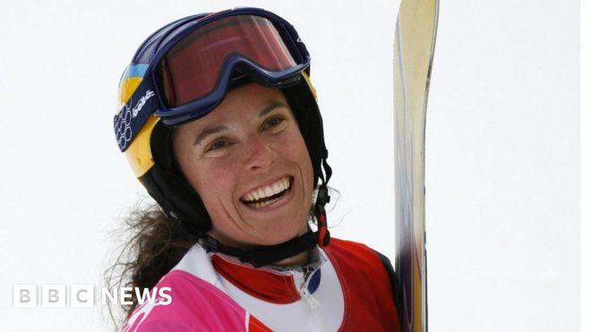 Julie Pomagalski, French former snowboard world champion, dies in Swiss avalanche #world #BBC_News