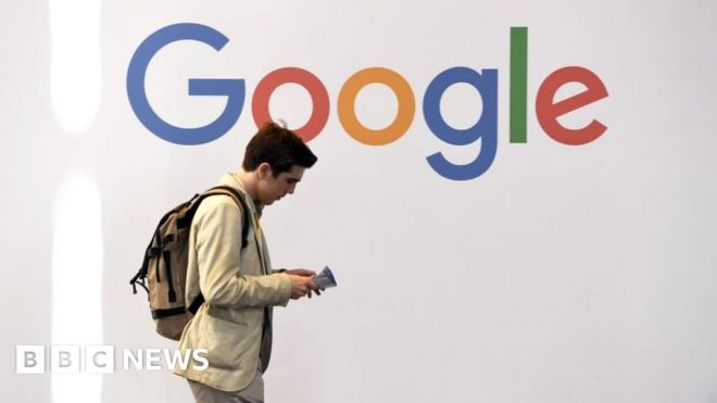 Google rejigs remote working as its reopens offices #world #BBC_News