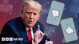 Facebook board delays decision about Trump's possible return #world #BBC_News