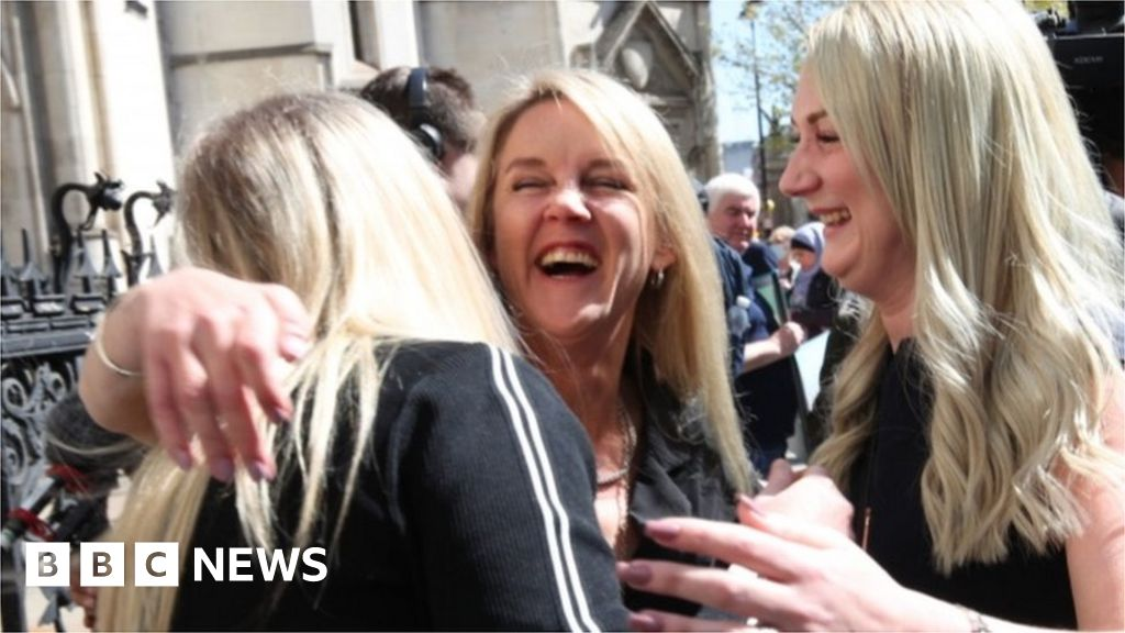 Convicted Post Office workers have names cleared