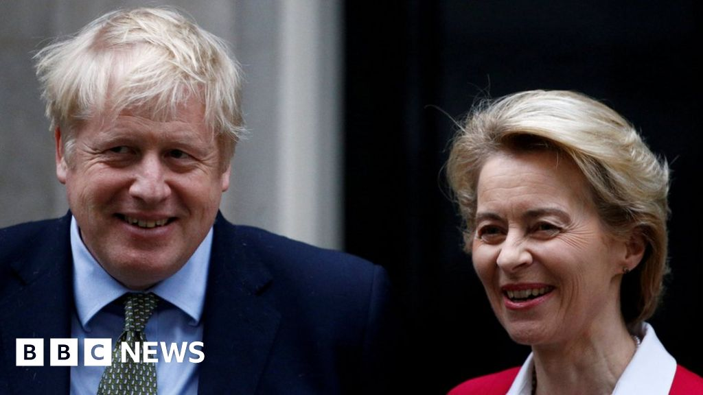 Brexit: PM and EU chief agree importance of finding trade deal