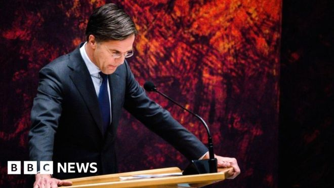 Mark Rutte: Survivor of Dutch politics in fight for political life #world #BBC_News