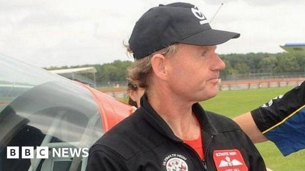 Shoreham air crash: Pilot Andy Hill re-interviewed by ...