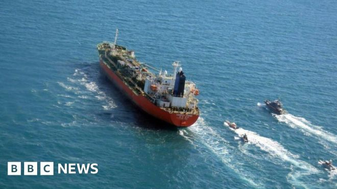South Korea says tanker and captain detained in Iran released #world #BBC_News