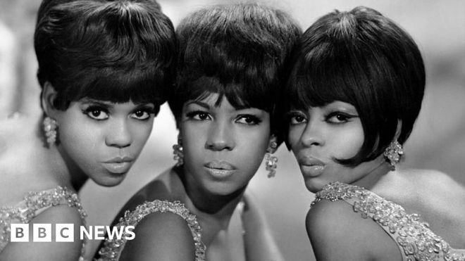 Mary Wilson – a Motown legend and a style icon #world #BBC_News