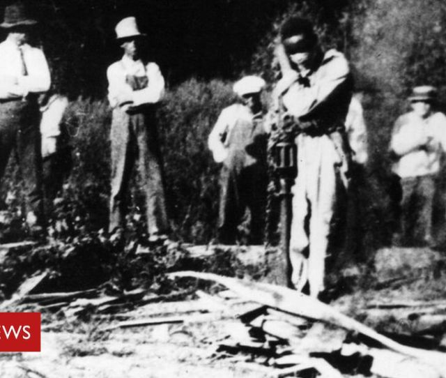 Us Passes First Anti Lynching Law After Senate Vote Bbc News