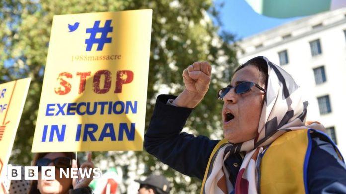 116312814 gettyimages 1052622340 मोहम्मद हसन रज़ाई: संयुक्त राष्ट्र ने ईरान पर 'किशोर वध' की निंदा की