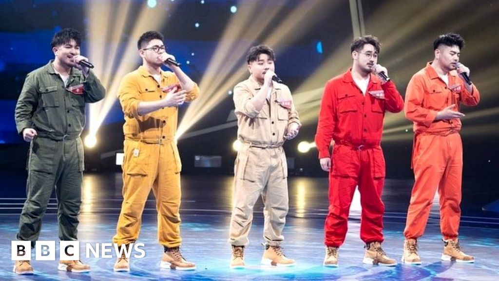 , Produce Pandas: The plus-size musicians making waves in China, The Evepost BBC News