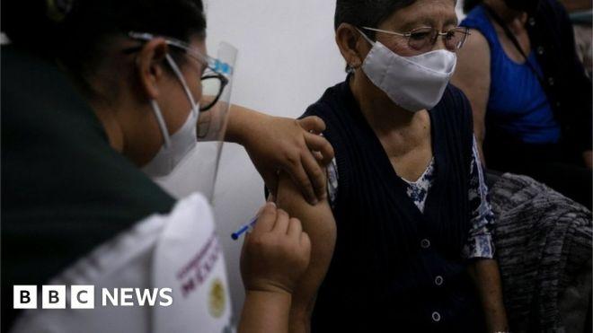 Covid-19: Mexico revises coronavirus death toll up by 60% #world #BBC_News